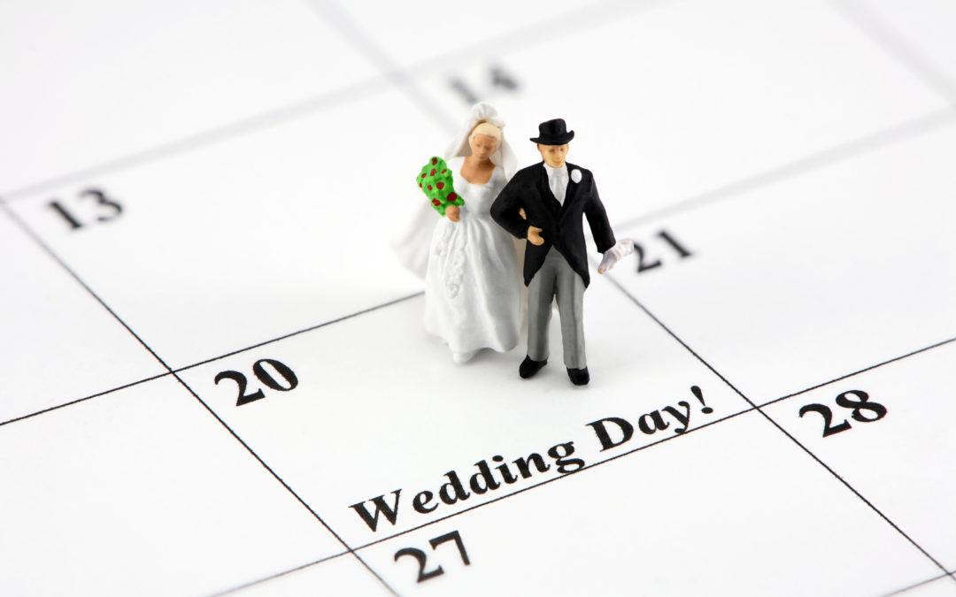 Inviti per il matrimonio: 5 idee originali.